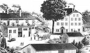 Hammerschmiede Büchli 1796